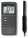 HT-315 / Pocket Size High Accuracy Humidity Meter With Temperature & Dew Point Separate Probe