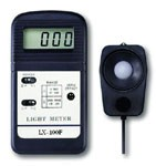 LX-100F-CC / Ft-cd Meter includes Calibration Certificate