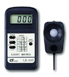 LX-103-CC / Selectable Lux & Ft-cd Meter with Calibration Certificate