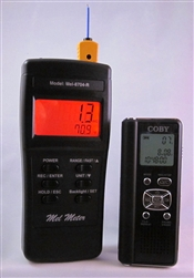"A/ Mel-8704-EVP / Worlds ONLY Paranormal EMF & ""COLD SPOT"" Research Validation Instrument!"