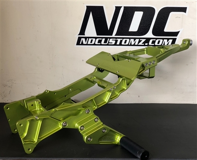 09-18 ZX6R/636 Subframe Subcage Step Plate Package