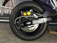 Honda Grom Caliper Bracket For Big rotor