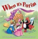 When It's Purim (Board Book)