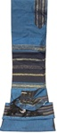 Gabrielli Blue Silk Tallit Set