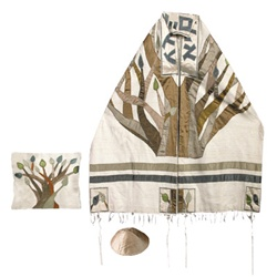 Yair Emanuel Tree of Life Tallit