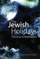 The Jewish Holidays: Precursor to Redemption