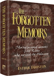 The Forgotten Memoirs: Moving personal accounts from Rabbis who survived the Holocaust