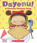 Dayenu! A Favorite Passover Song (Board Book)