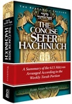 Concise Sefer HaChinuch  A Summary of the 613 Mitzvos