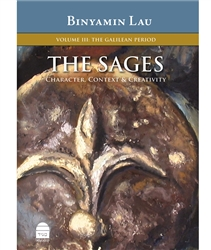 The Sages Vol.III: The Galilean Period by Bini Lau