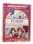 Purim With Bina, Benny, And Chaggai Hayonah