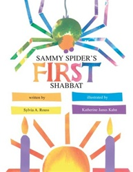 Sammy Spider's First Shabbat