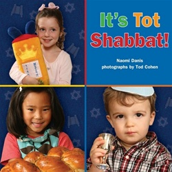 It's Tot Shabbat!