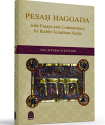 Sacks Passover Haggada New Essays and Commentary by Rabbi Jonathan Sacks