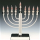 Traditional Electric Menorah