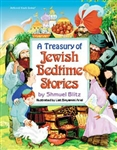 A Treasury of Jewish Bedtime Stories
