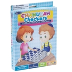 Chanukah Checkers Game