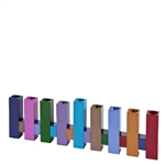 Multicolor Squares Menorah by Emanuel
