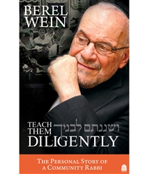 Teach Them Diligently: The Personal Story of a Community Rabbi