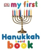 My First Hanukkah Board Book