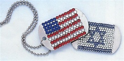 Reversible Dog Tag