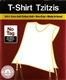 Adult's Cotton T-Shirt Tzitzit