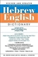 The New Bantam-Megiddo Hebrew and English Dictionary