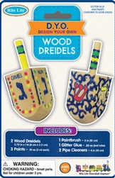 Design-A-Dreidel Kit