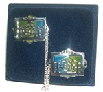 Sterling Tallit Clips