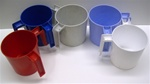 Plastic Washing Cups
