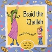 Braid the Challah - A Playful Action Rhyme