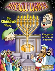 Miracle Lights: The Chanukah Story