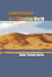 Jewish Values In A Changing World
