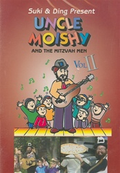 Suki & Ding Present Uncle Moishy and the Mitzvah Men (Volume 2)