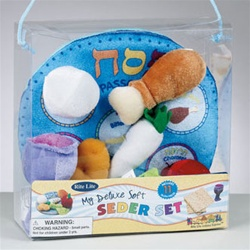 My Soft Seder Set Deluxe