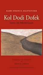 Kol Dodi Dofek: Listen - My Beloved Knocks
