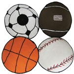 Baseball, Basketball, Football, and Soccer Kippot