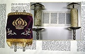 For the Person with Everything - Mini Sefer Torah