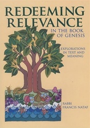 Redeeming Relevance in the Book of Genesis: Explorations in Text and Meaning