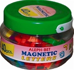 Aleph-Bet Magnetic Letters