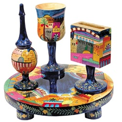 Jerusalem Havdallah Set by Emanuel