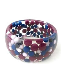 soft bead bangle