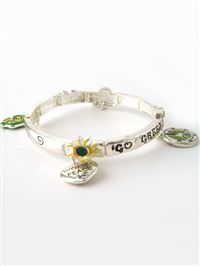 green earth bracelet