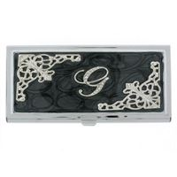 Business card case - G bk