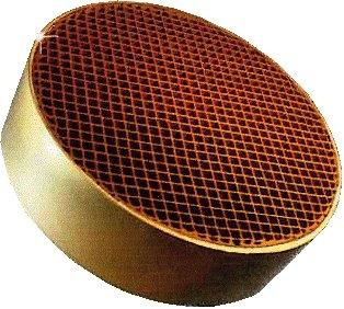 Condar Catalytic Combustor Cc 001 6 X 2 Round