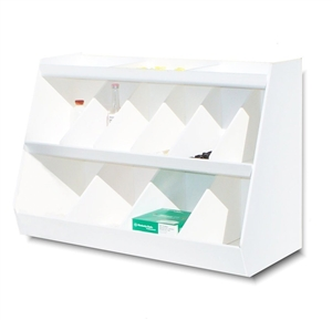 Storage Bin with 10 Bins