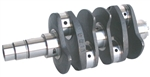 4340 Forged Chromoly Super Race Type 1 Crankshaft, 80mm Stroke, Type 1 Rod Journals, 003-4380VW