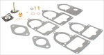 Carburetor Rebuild Kit, Solex, Brosol and Bocar 28 PICT, 30 PICT, 30/31 PICT, and 34 PICT Carburetor, No Needle and Seat, 111-198-569ZW
