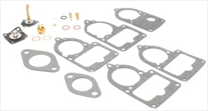Carburetor Rebuild Kit, Solex, Brosol and Bocar 28 PICT, 30 PICT, 30/31 PICT, and 34 PICT Carburetors, 111-198-569ZW