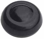 Shift Knob, Black, 10mm, Fits 1946-61 Beetle and Ghia, and 1955 1/2 - 67 Bus, 113-711-141BK-113-005-BK